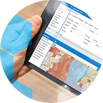 P2 Land Broker, a mobile solution for oil and gas lease acquisitions, is now integrated with Tobin Data's survey data.