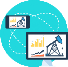 P2 Field Operator is a next-generation solution that combines P2's industry-leading field data capture and operations management software with mobile capabilities to simplify field operators' daily challenges of managing large portfolios of wells and equipment, as well as remote operations.