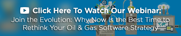 Join the Evolution: Why Now Is the Best Time to Rethink Your Oil & Gas Software Strategy