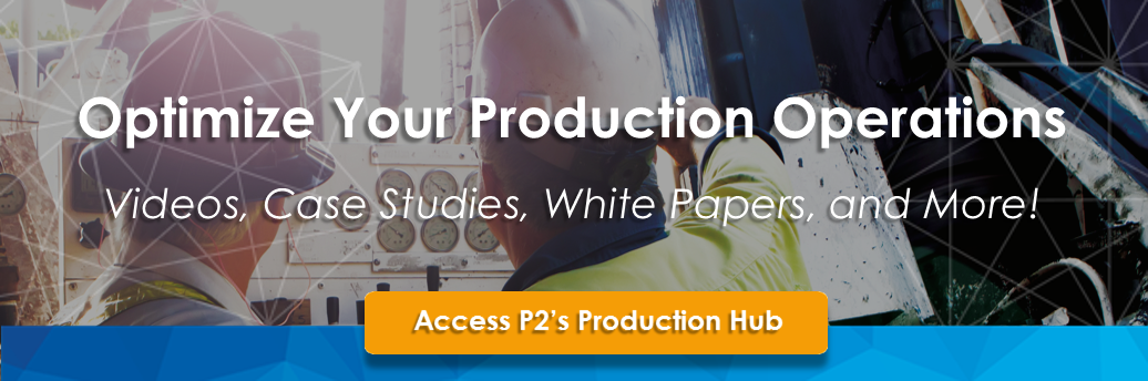 Optimize Your Production Operations Microsite